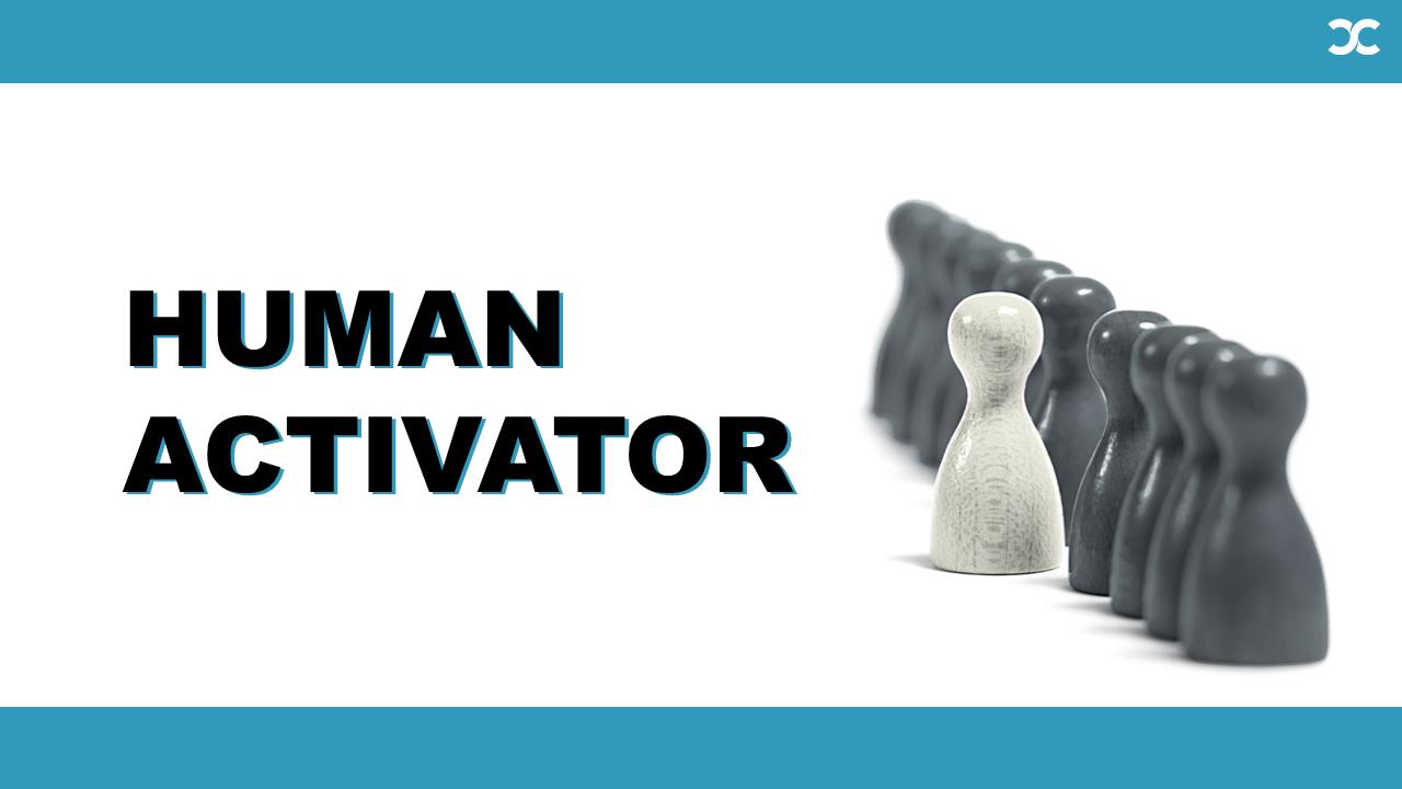 Welkom Human Activator